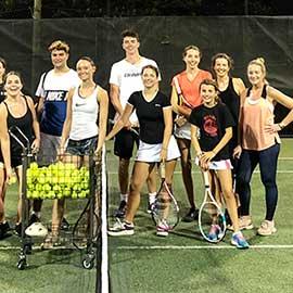Coral Reef Club Tennis