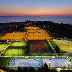 Iadera Tennis Courts