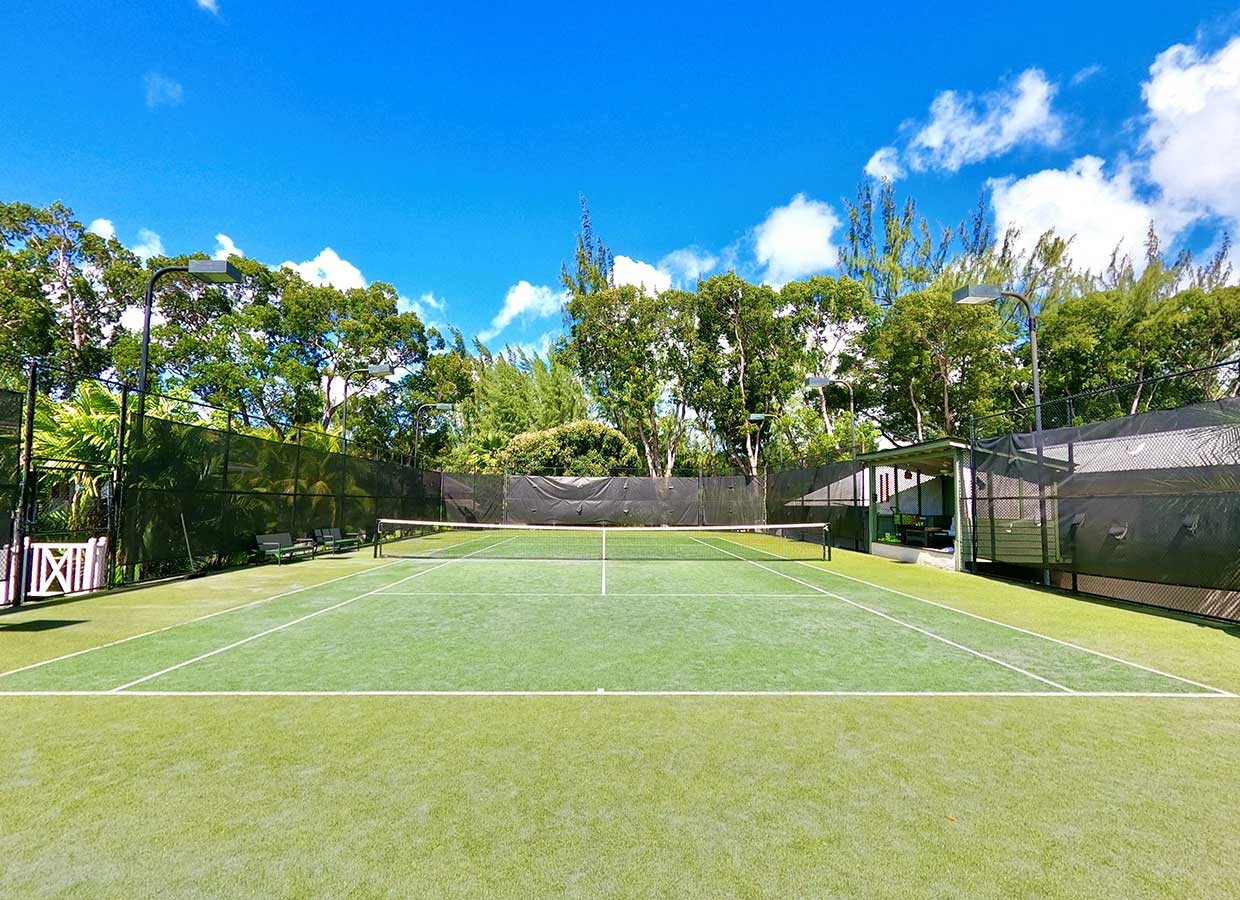 Coral Reef Tennis Courts