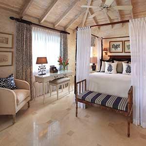 Luxury Plantation Suite - Warleigh Bedroom