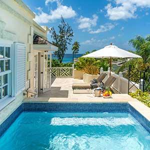 Luxury Plantation Suite Plunge Pool