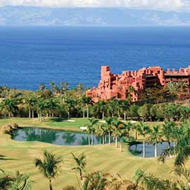 Ritz-Carlton Golf