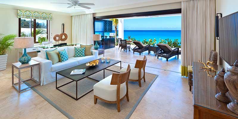 Beach House Suite Sand Dollar
